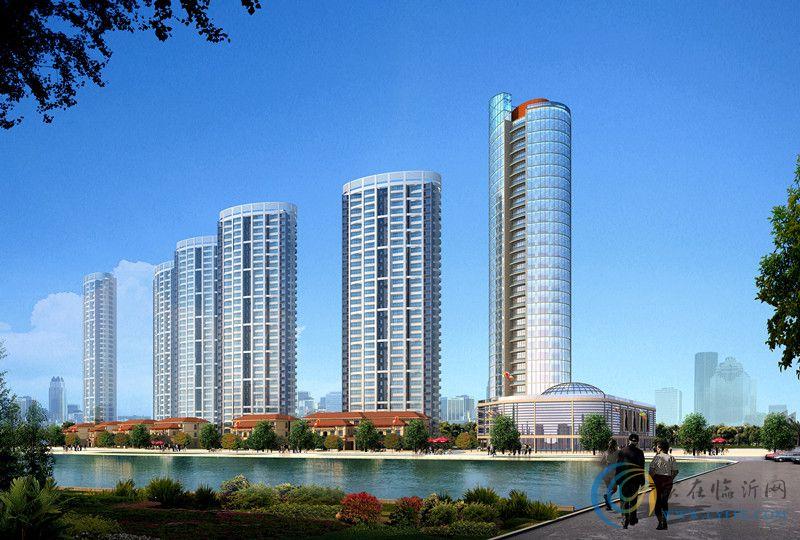 金泰公寓 规划效果图