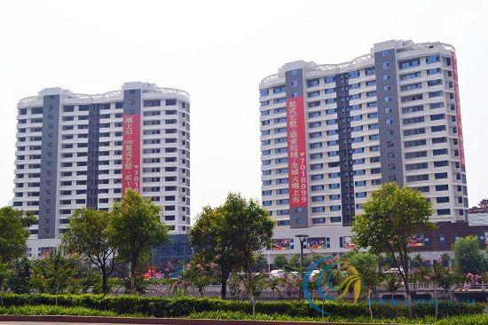 台湾城·涑河国际 实景展示