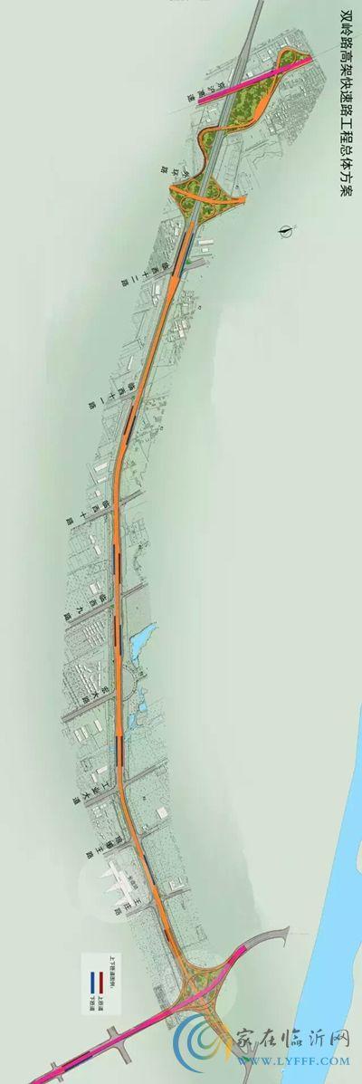 临沂市区地图最新版
