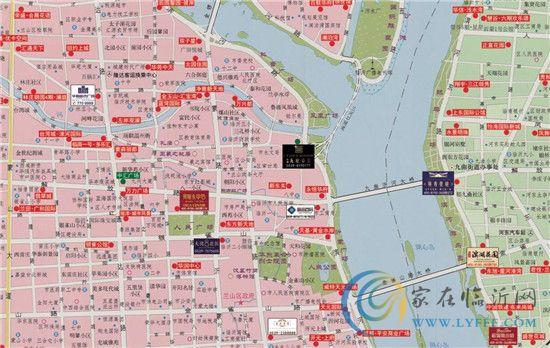 临沂楼市地图 2016下半年刊 新鲜出炉 即日起正式发行