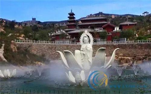 山东天马岛旅游区位于临沂市莒南县城北16公里处