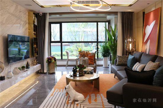134㎡现代简约,3+2户型,轻松实用又有格调的家!